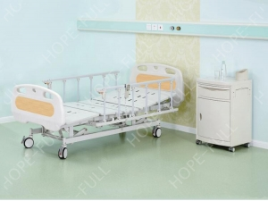 China products metal medical hospital bed (For  export market only)