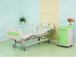 D756a Three function electric bed