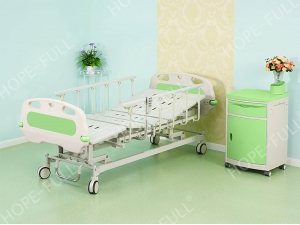 D758a Three function electric bed