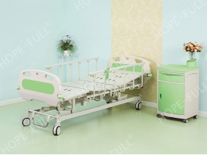 D858a Five function electric bed