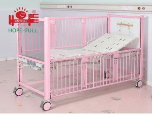 Er376a two functions children's manual bed