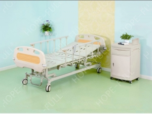 Factory price hospital five function electric bed