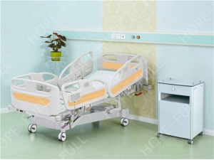 LINAK motor hospital weighing scale ICU bed
