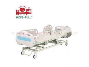 LuckyMed E878a Five function electric ICU bed