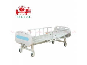 LuckyMed Sa336a Two function manual hospital bed