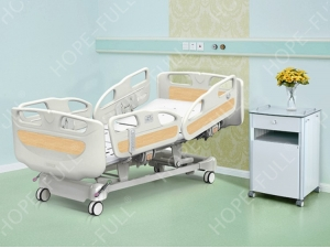 Medical equipment used in hospital adjustable beds