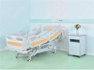 Professional Chinese factory abs panel electric turn-over bed
