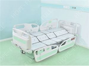 Professional hospital nursing bed CE approved electric turn over bed