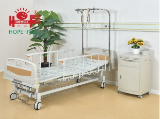 China Ac358a manual bed (two-arm booster orthopedic bed) factory