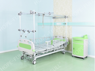 China Ac558a Orthopaedics traction electric bed factory
