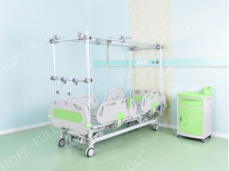 China Ac568a Orthopedics traction electric bed factory