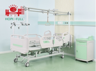 China Ac868a electric bed (gantry orthopedic bed) factory