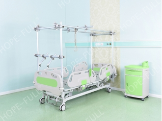 China Ac868a Orthopedics traction electric bed factory