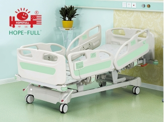 China B868y Multifunctional electric ICU bed factory