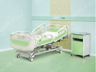 China B868y-v Multifunctional electric ICU bed factory