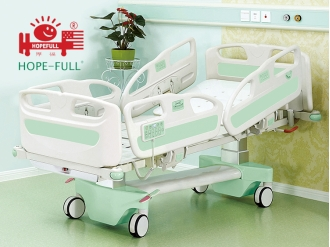 China B968y Multifunctional electric ICU bed (Four motors) factory