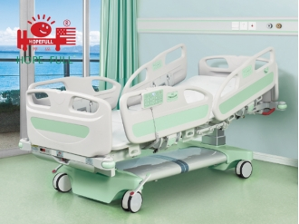 China B988t-ch multifunction ICU bed factory