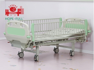 China Ch276a manual bed factory