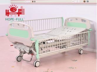 China Ch678a manual children's bed factory