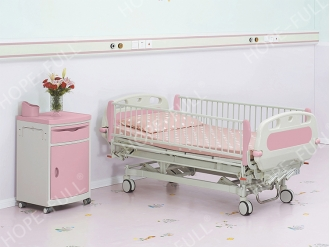 China Ch678a Three crank manual children bed factory