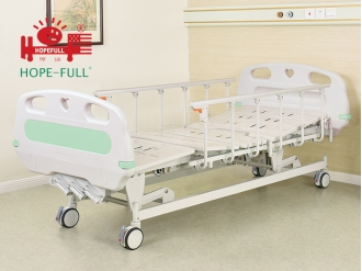 China D656a Three crank manual bed hospital bed factory
