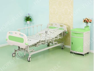 China D758a Three function electric bed factory