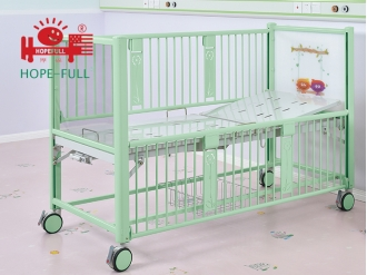China Er276a children's manual bed factory