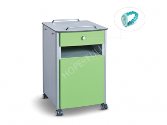 China G03 Phenolic&resin material bedside cabinet factory