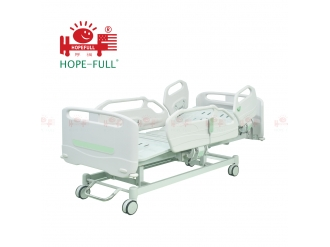 China HOPEFULL K538a Two function electric hospital bed hospital bed rental factory