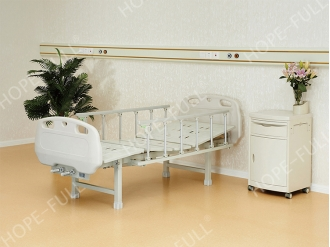 China Sa330a Two crank manual bed(For export market only  ) factory