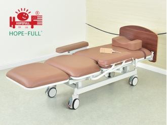 China Ta516p electric dialysis chair (two motors) factory