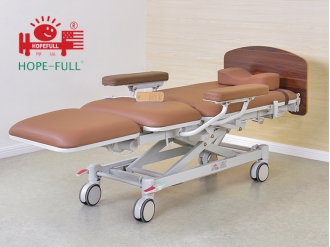 China Ta718p electric dialysis chair (three motors) factory