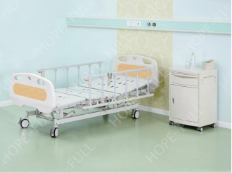China Three function electric patient bed HOPEFULL China factory